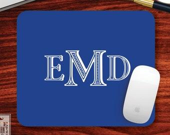 Colonial Monogram Mousepad