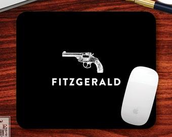 Vintage Pistol Mousepad