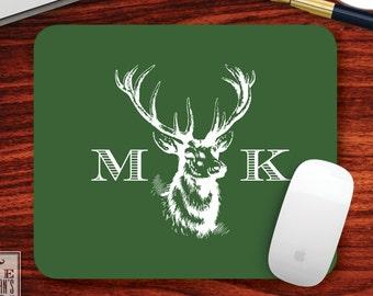 Buck Head Mousepad