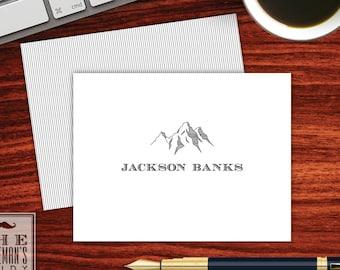 Teton Folded Note Cards