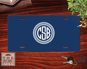 Camden License Plate