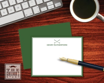 Fairway Flat Note Cards