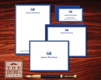 Blue Crab Big Stationery Bundle