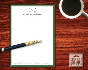 Fairway Notepad