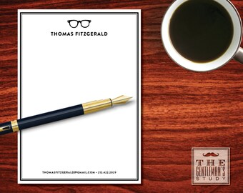 Spectacles Notepad