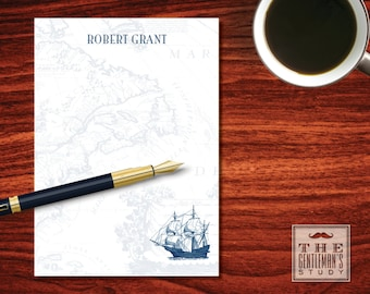 Clipper Ship Notepad