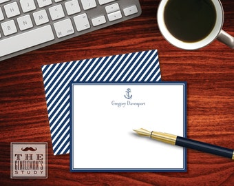Anchor Flat Note Cards