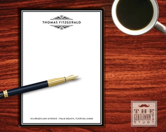 Gatsby Notepad