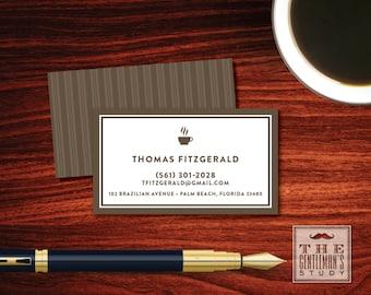 Espresso Calling Cards