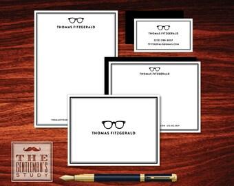Spectacles Stationery Sampler