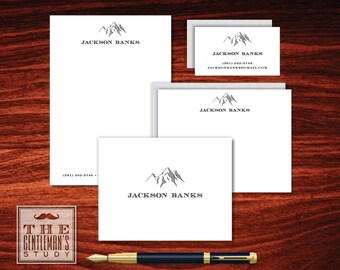 Teton Big Stationery Bundle