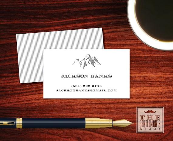Cartes Dappel Teton Mountain Masculin Personnel De
