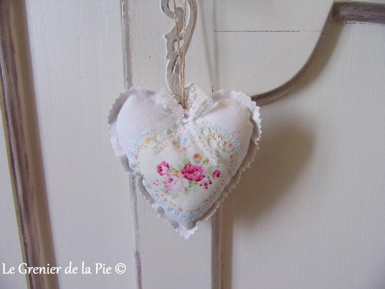 """pared arte hasta 33/"""" tela muebles vidrio Plantilla De Corazón Vintage 9 Craft"""