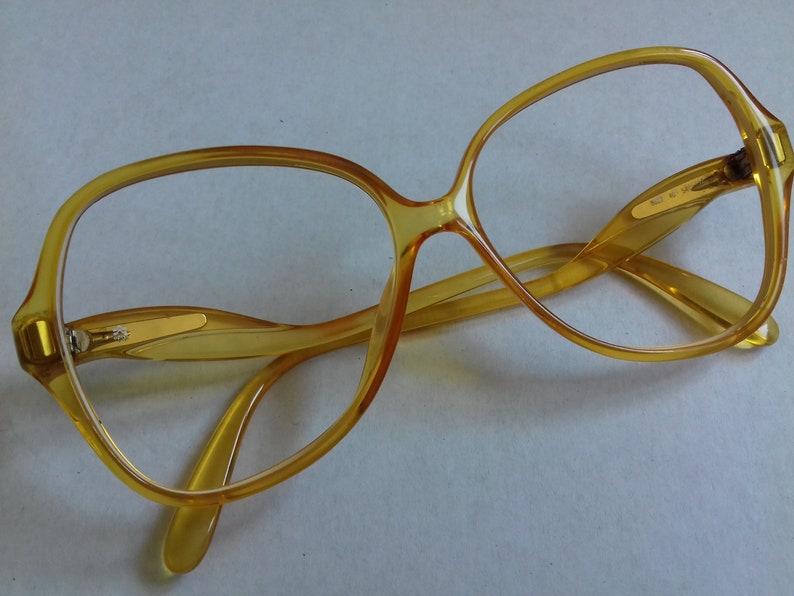 b5e5c0f2012 Vintage Optyl Terri Brogan Woman Hipster frame Eyewear