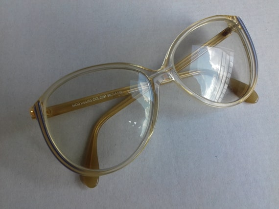 c85c203202 Vintage Silhouette Eyeglasses MOD 1104 20 COL 2691 made in