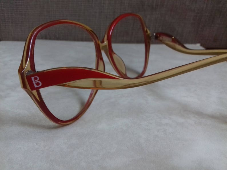 512766ef3b8 Vintage Optyl Elegance Terri Brogan Woman Hipster frame