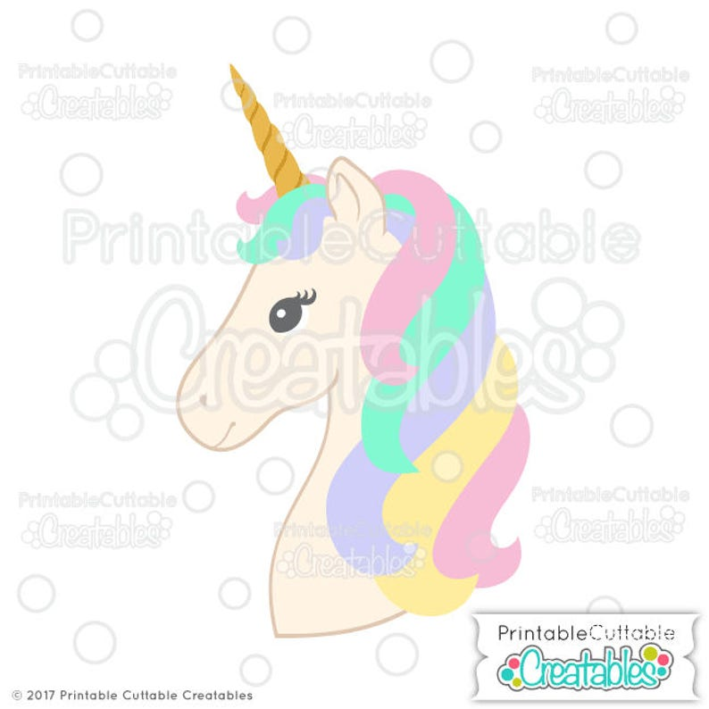 photo relating to Printable Cuttable Creatables titled Unicorn Thoughts SVG, DXF Slice Record Clipart E350 - Involves Confined Business Employ the service of!