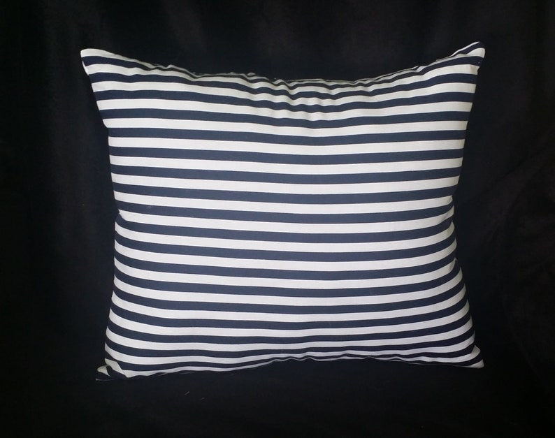 Couch-Sofa Pillow Nautical Anchors and Ships Wheel 13 X 12 Accent Pillow