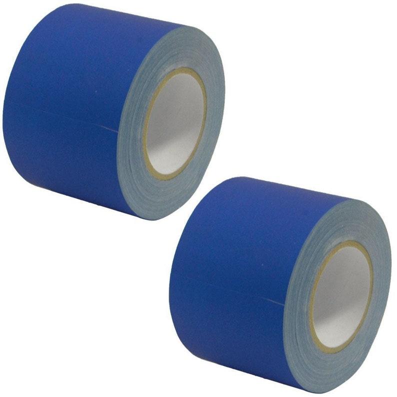 Blue 2 Pack 4 inch Gaffer/'s Tape