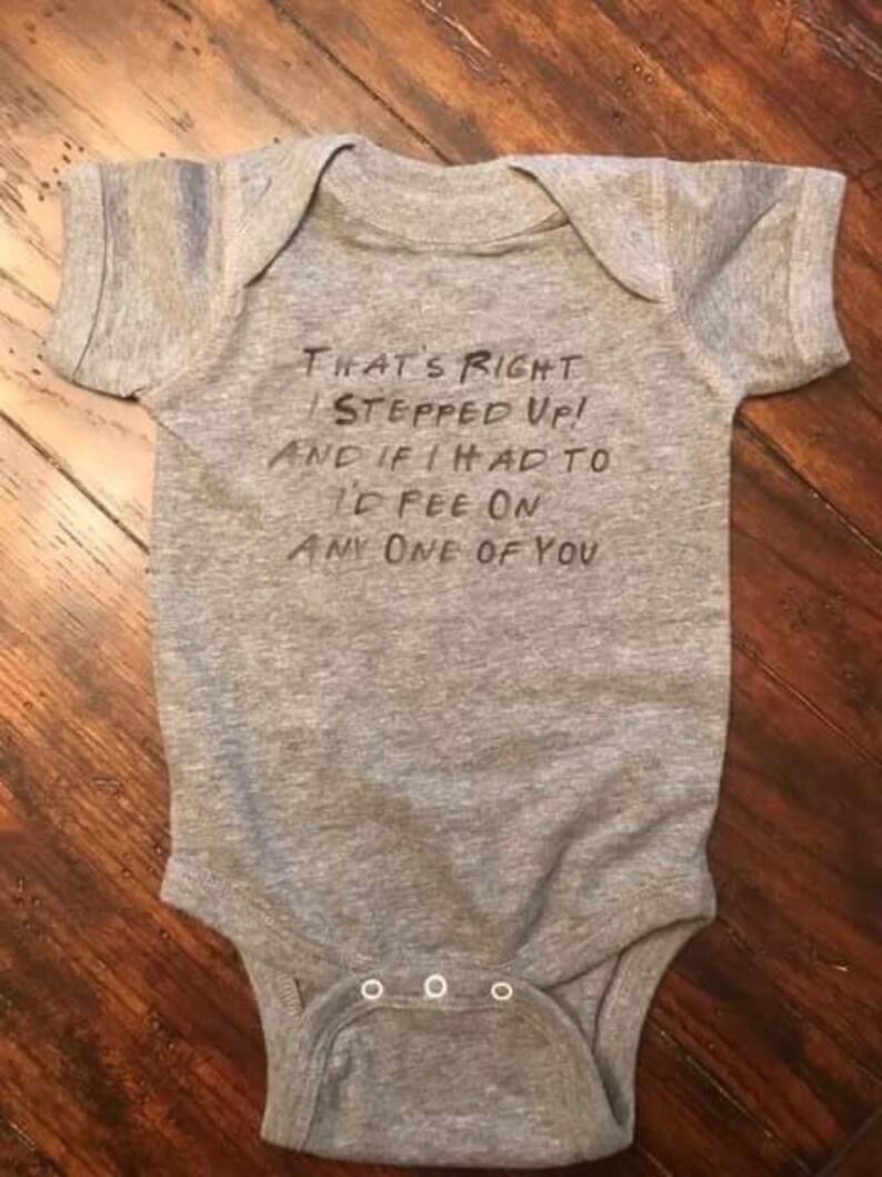 Comment vous va amis Inspiré Baby Body