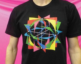 Slice of Pi - 100% Ring-Spun Cotton Men's / Unisex Shirt - Made in USA