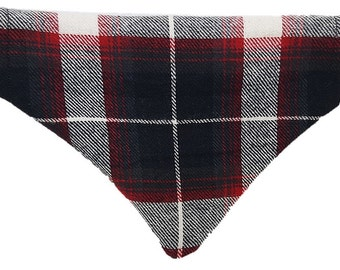 The Gentleman reversible dog bandana|Wedding rustic dapper|Preppy hipster gifts for dogs