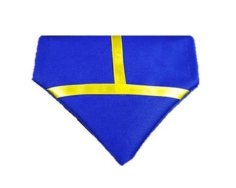 The Vault Dweller dog bandana|Gifts for gamers|Dog lovers|Video games|XBOX|PS4|Vault-Tec|Memorabilia