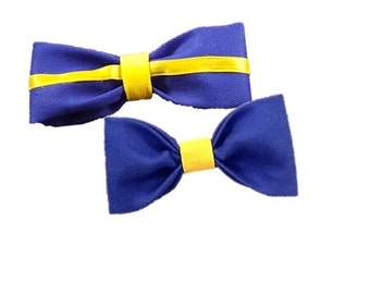 The Vault Dweller dog bow|Gifts for gamers|Dog lovers|Video games|XBOX|PS4|Vault-Tec|Memorabilia|Halloween costume