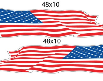 7a0608e2b9d0 Custom America Flags 48