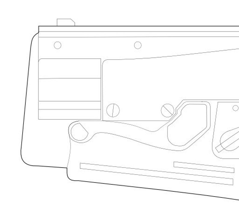 10mm Pistol Blueprint image 0