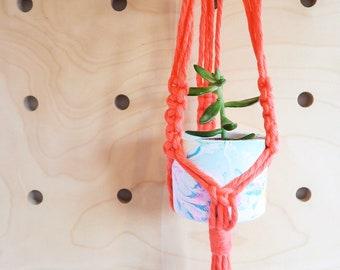 Macrame Plant Hanger, Plant Hanger, Macrame Plant Holder, Hanging Planter, Succulent Plant Hanger, Plant Holder, Plant Lover Gift