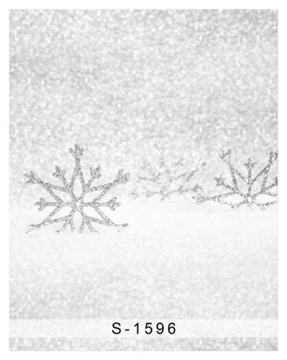 White Christmas Snow Background.Winter White Christmas Snow Snowflakes Photography Studio Backdrop Background