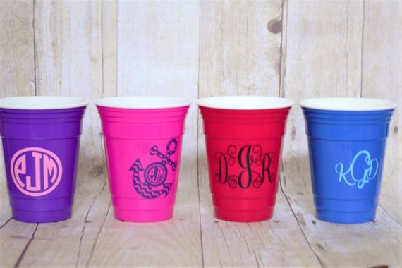 personalized solo cups reusable solo cups solo etsy