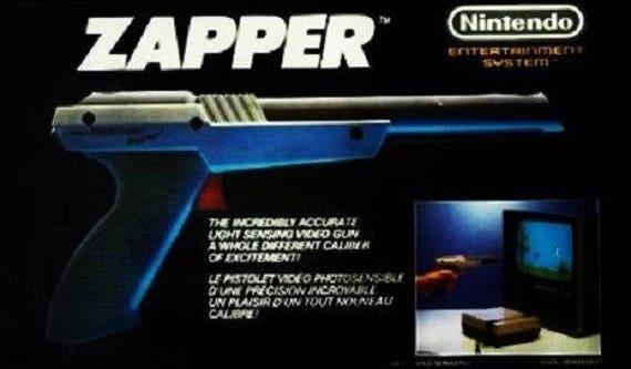 NES Zapper très bon état envoi rapide et soigné