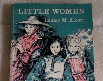 Vintage Puffin Paperback Little Women 1972 Edition