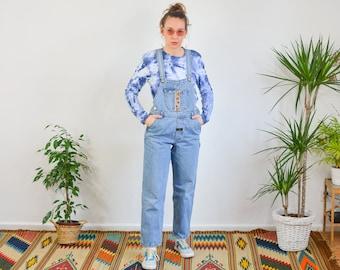 0573e5f463e ROCKY Overalls Jeans pants aztec long jeans vintage hipster 90 s Dungarees  denim Romper Jumpsuit women S M