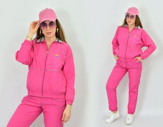 ADIDAS Mädchen Jogginganzug rosa | 104