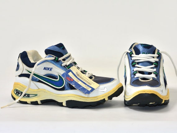 52ba55fb92718 oldschool NIKE 80 s Vintage Authentic 7 90 s with 5 sneakers label Aqw5H0