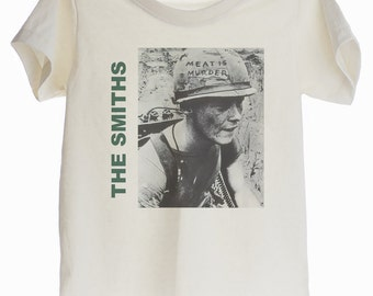 81af21871e72 The Smiths Organic T-shirt for Kids
