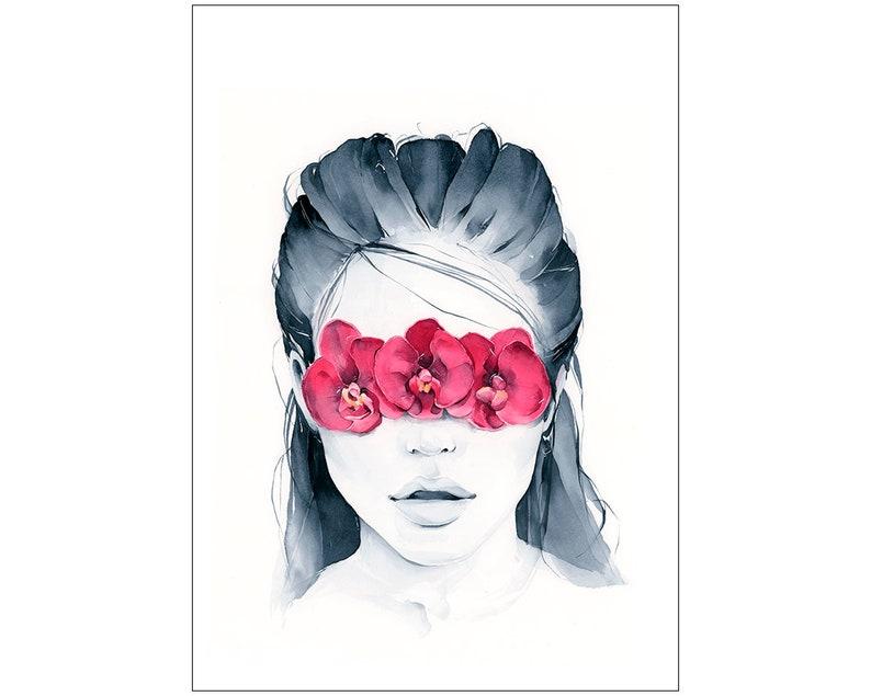 Orchid Blindfolded image 0