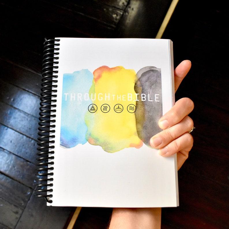 Journal  Through the Bible: Dusk image 0
