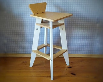 Astonishing Folding Bar Stool Etsy Gmtry Best Dining Table And Chair Ideas Images Gmtryco