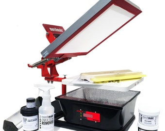Merchmakr All-In-One Screen Printing Kit
