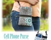 KIT - Cell Phone Pattern and Adjustable Hardware