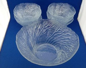 Seven Lasisepat bowls,  Pertti Kallioinen Finland