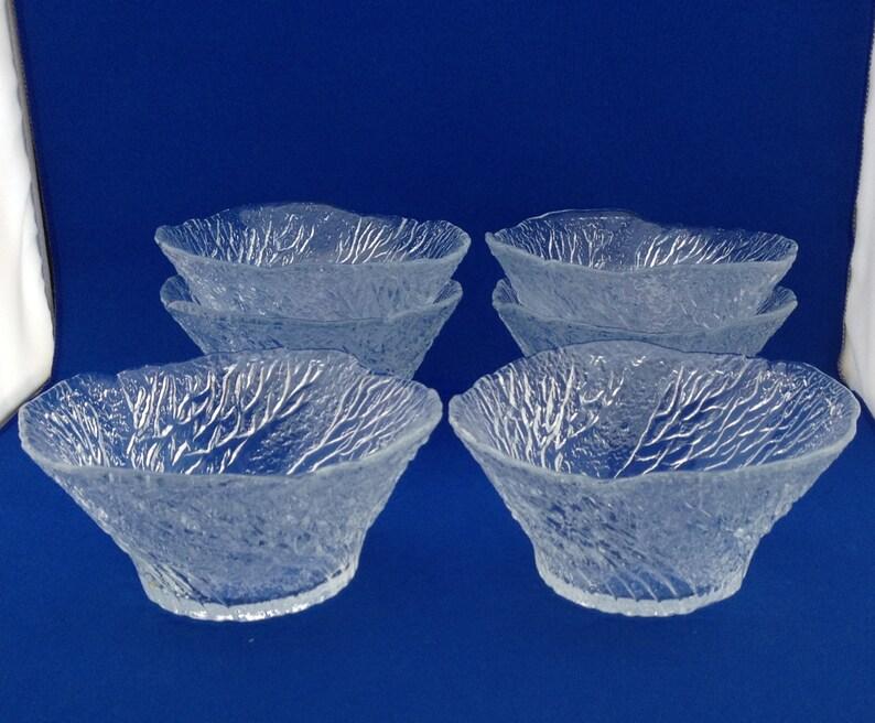 Seven Lasisepat bowls Pertti Kallioinen Finland