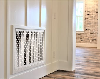 Magnetic Air intake Custom Decorative  Vent - Industrial Design
