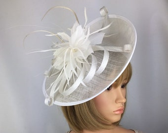 727a0bcedb781 Mother of bride hat | Etsy