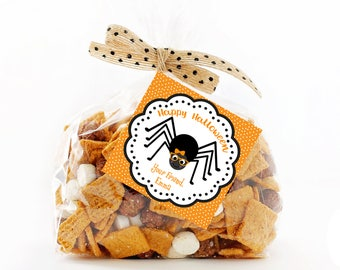 Halloween Treat Tags, Halloween Printable, Kids Halloween Tag, Personalized Halloween Tags, Halloween Gift Tags, Tags, Treat Tag, Favor Tags