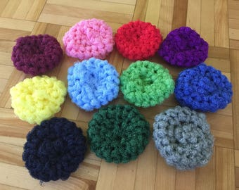 Net scrubbies bundle up and save !!! 4.00 each or 3 for 10.00
